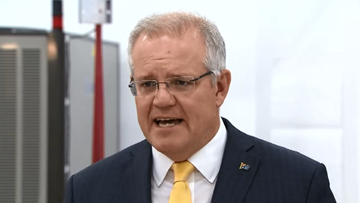 Scott Morrison has offered his condolences to fire affected families and commended the bravery of fire crews.