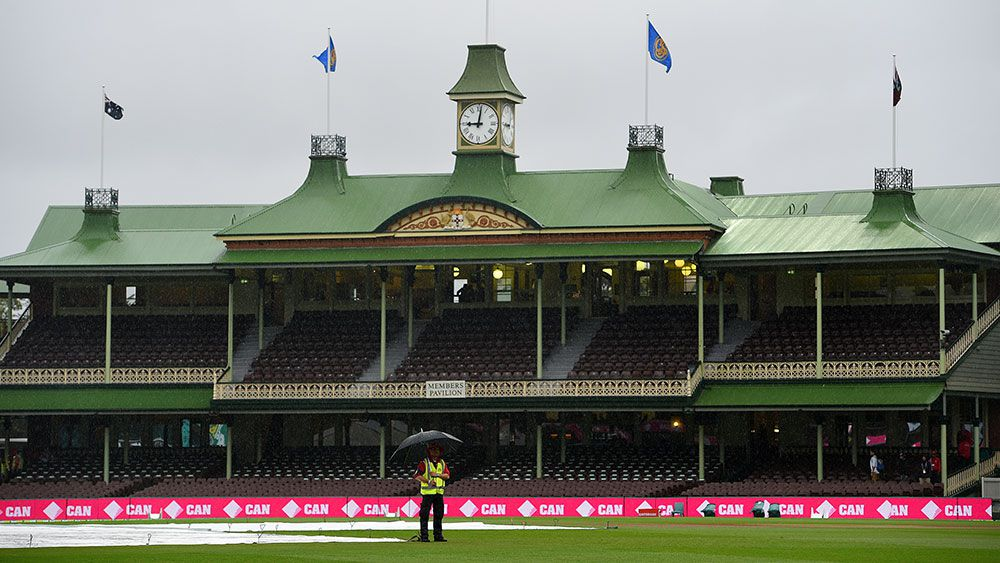 The SCG curator said he had never seen a Test like the one in 2016, which was  marred by rain. (AAP)