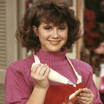 Tracey Gold as Carol Seaver: Then