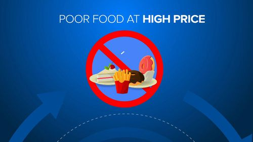 Franchisees claim RFG forced them to sell poorer quality food at high prices.