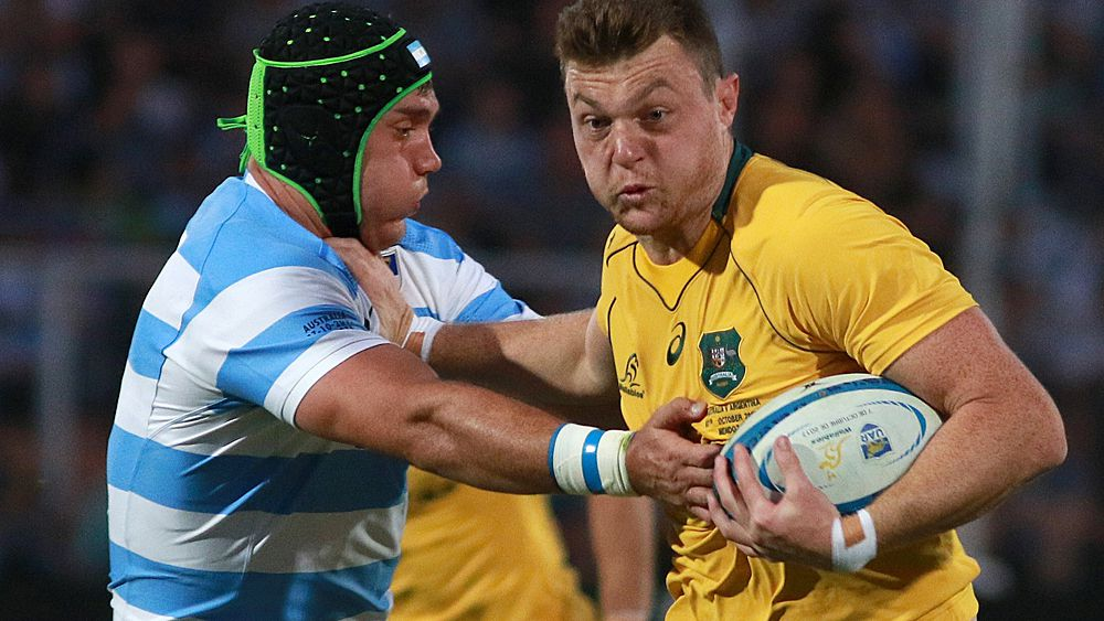 Weary Wallabies edge Pumas in Argentina