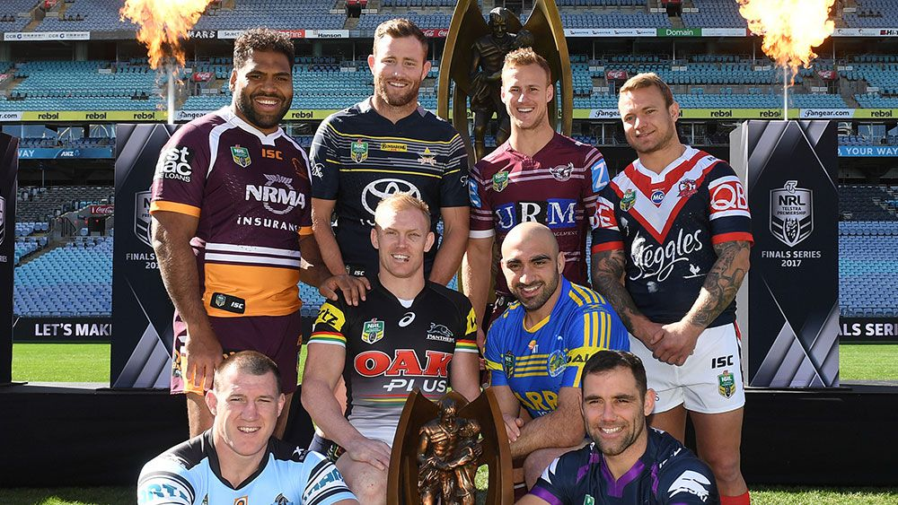 All you need to know for week one of the NRL finals