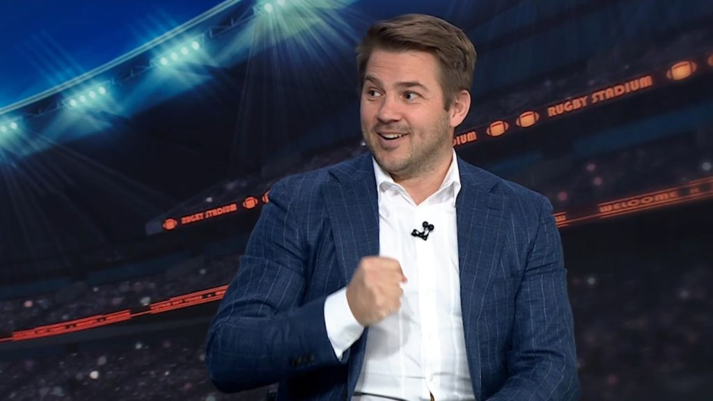 Rugby Heaven: The hilarious tale of how Drew Mitchell got to taste the Queen's tipple of choice