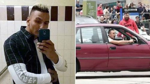 Dimitrious Gargasoulas, 27, is charged with six counts of murder and 28 of attempted murder over the January 20 incident in Bourke Street.
