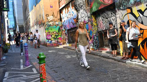 A global survey has identified Australia's most hipster cities - and Melbourne was shockingly not named as number one. Picture: Getty.
