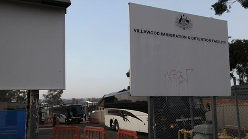 The 44-year-old man, who was detained at Villawood Detention Centre in Sydney, will stay in Australia after the Tribunal decided his mental health and care requirements would decline if he was sent back to Iraq (AAP).