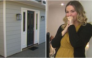Stars pitch in to turn horror house into dream home for widowed young mum