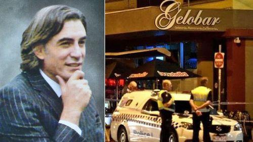 Slain Melbourne gangland lawyer Joe Acquaro was gunned down outside a cafe in 2016.