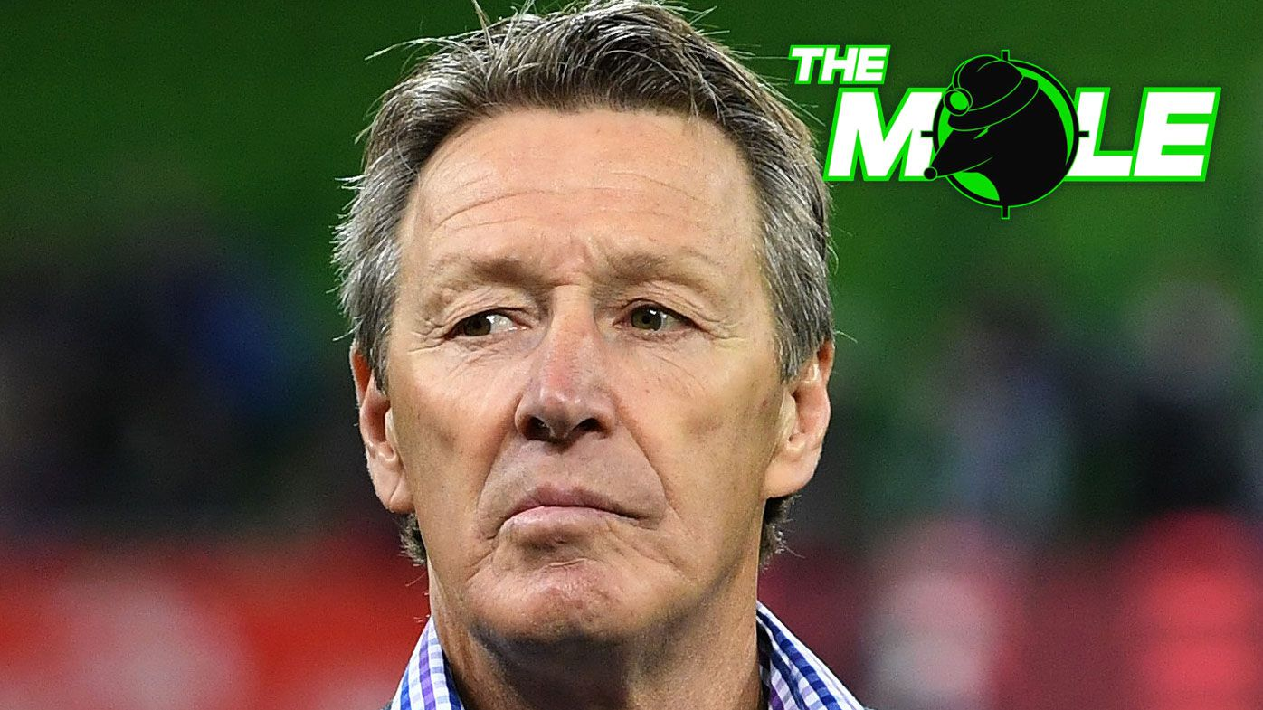 The Mole: Curtis Scott on outer at Melbourne Storm, free to speak to other clubs