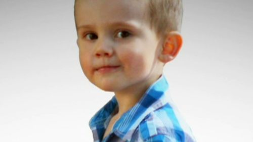 William disappeared from outside his grandmother's home near the NSW town of Kendall.