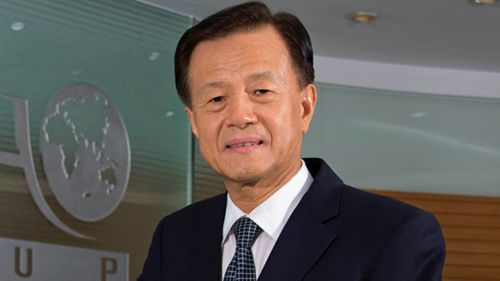 Hui Wing Mau, from Shimao Property Holdings, was named as fourth-richest. Picture: AAP.