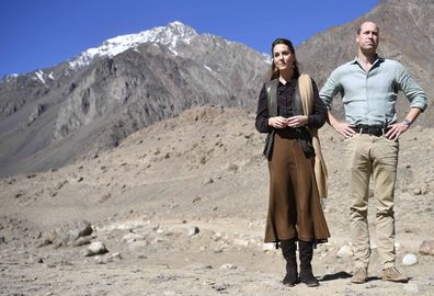 Prince William Kate Middleton launch Earthshot Prize