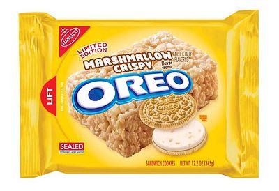 Marshmallow Crispy