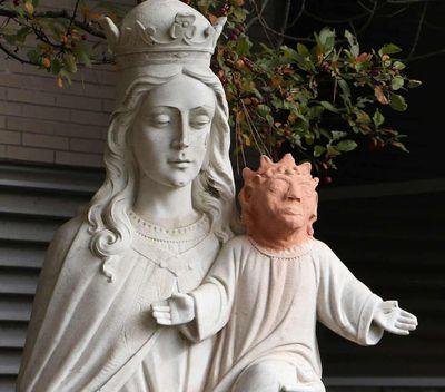 Ste Anne des Pins parish in Sudbury, Canada