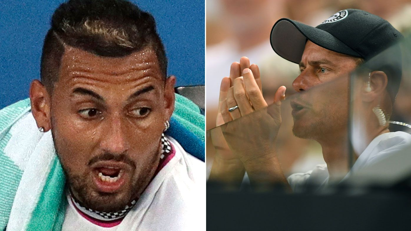 Australian Open 2019: Nick Kyrgios rips Lleyton Hewitt in deleted Instagram post
