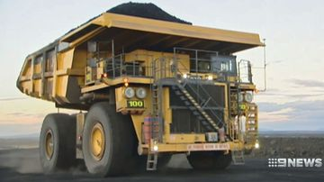 The Adani mine is expected to be exporting coal within two years.