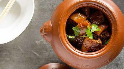 Shanghainese braised pork belly