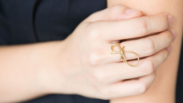 A ring to remember by The Mindful Company - a jewellery line that gives.