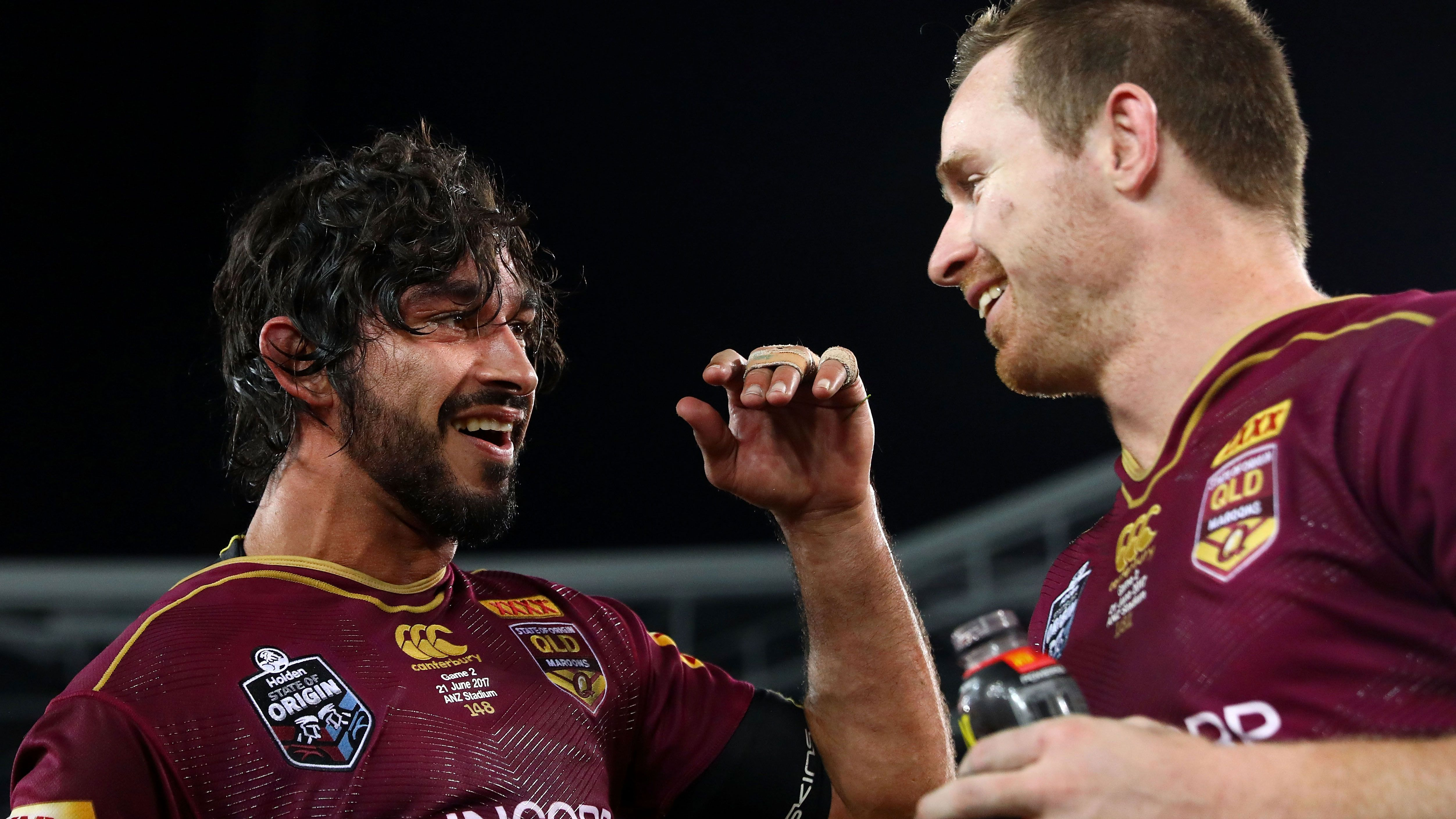 EXCLUSIVE: What Johnathan Thurston will remember about Michael Morgan after incredible career
