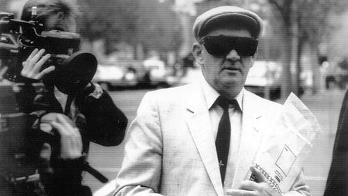 Catholic priest Gerald Ridsdale, who was jailed on paedophile charges in 1994. Source: AAP