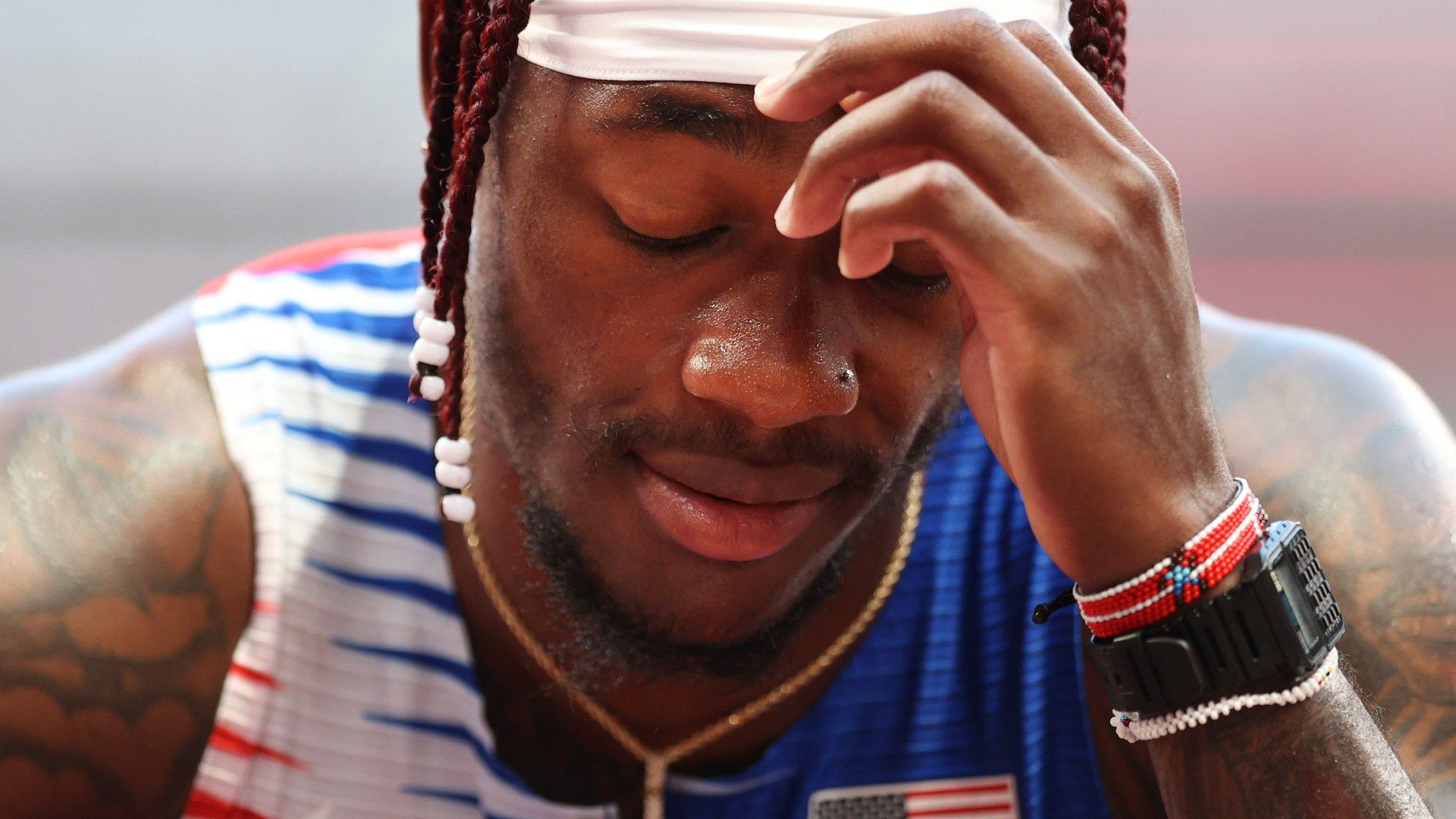 Tokyo 2021: Fresh debacle for United States track and field team