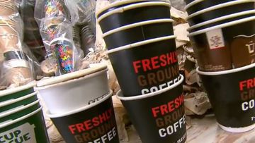 7-Eleven installs recycling bins for takeaway coffee cups