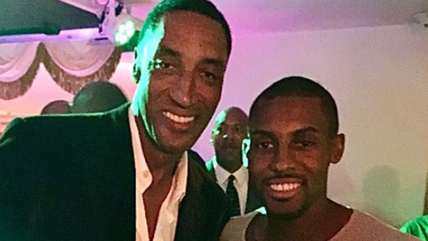 NBA legend Scottie Pippen's son Antron, a former top college prospect, dead at 33