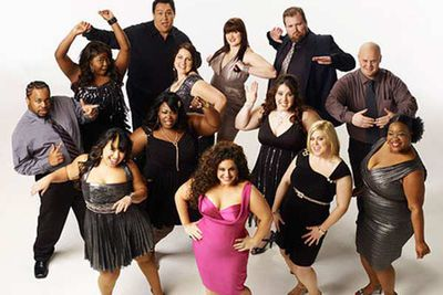 <b>The awe-inspiring premise: </b>It's like <i>Dancing With The Stars</i> for fat people, only without the stars (and the lifts). Twelve contestants are paired with professional dancers and... I kid you not... jive their way to thinner thighs. The local version was low-rated and critically panned, but the US version is still on the air.