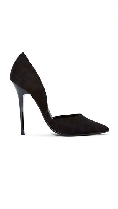 <p>The black pump</p>