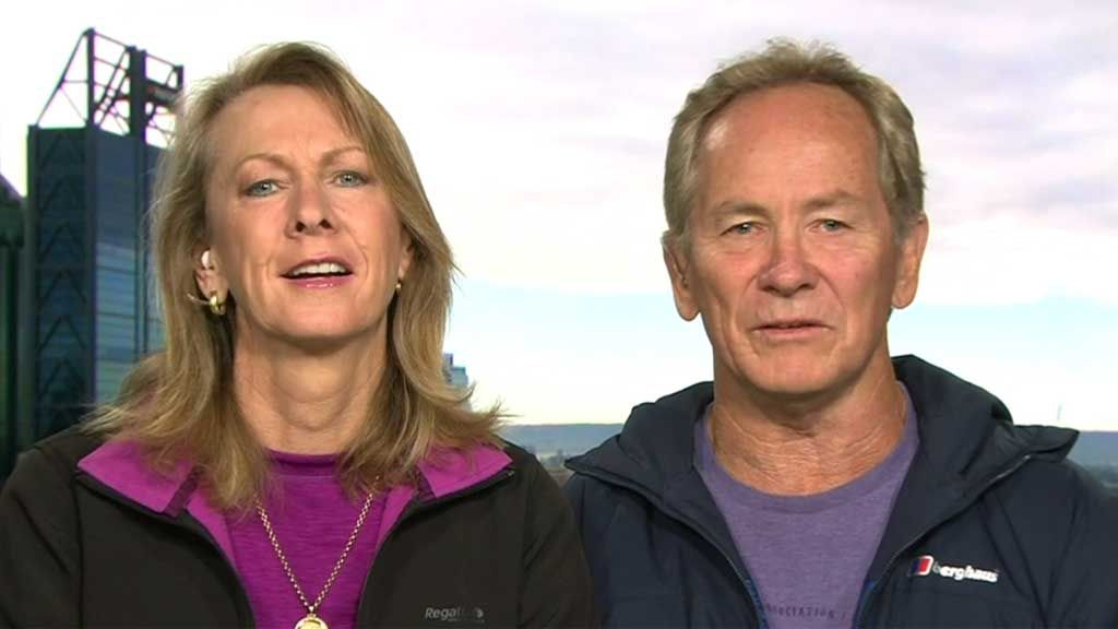 Today show retirees travelling the world house-sitting