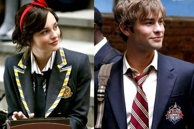 While Constance Billard and St Jude's were two distinct schools in the <i>Gossip Girl</i> books, in the TV series they're pretty much the same institution, with boys and girls mixing freely in the corridors.
