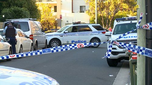 A gunman remains on the run after another person was shot in both legs at a home in Sydney's west.