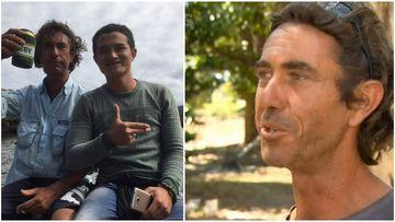 Fisherman enjoys beer with asylum seekers before alerting police