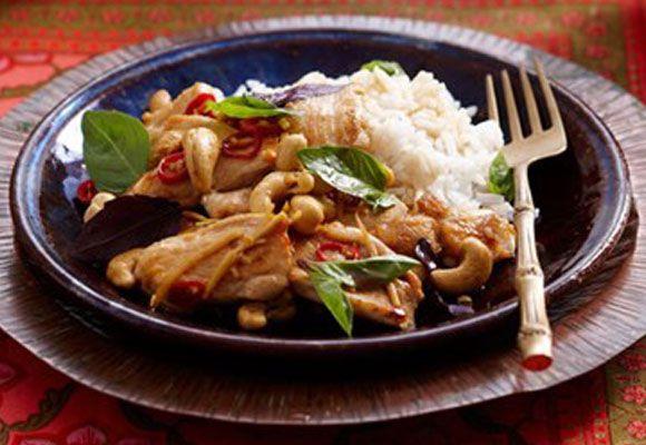 Cashew nut recipes