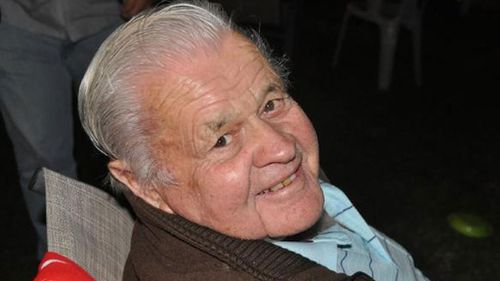John Flamish, 81, was killed in the unit block arson attack (NSW Police Media)