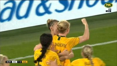 Matildas snatch unlikely draw with England