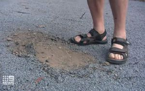 Warnings over 'bitumen bandits' ripping off the elderly in Queensland