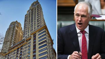 Turnbull's luxurious New York home away from home