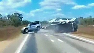 As Australia's caravan landscape continues to boom under no international conditions, new warnings have been raised following a number of horror towing crashes.