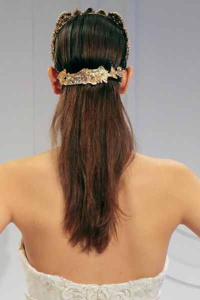 Not only does a hairpiece look good, it'll help your style go the distance.