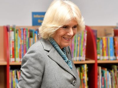 Camilla launches Instagram page for book lovers, January 2021