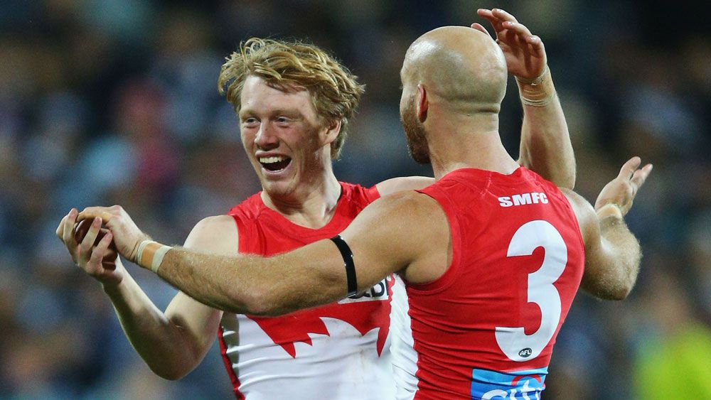 'Dogs unchanged for AFL grand final