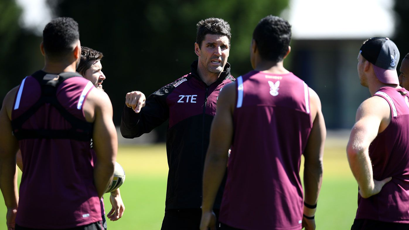Manly Sea Eagles to fight NRL's salary cap penalty