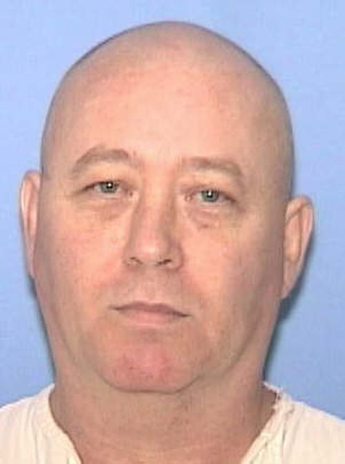 William Lewis Reece in a 2012 prison photo.