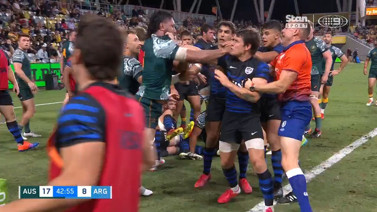 SANZAAR apologises for Rugby Championship photo that infuriated Argentina