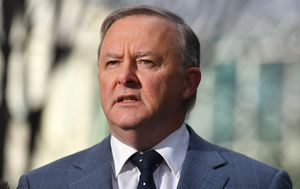 Anthony Albanese pledges to restore ABC funding under Labor government