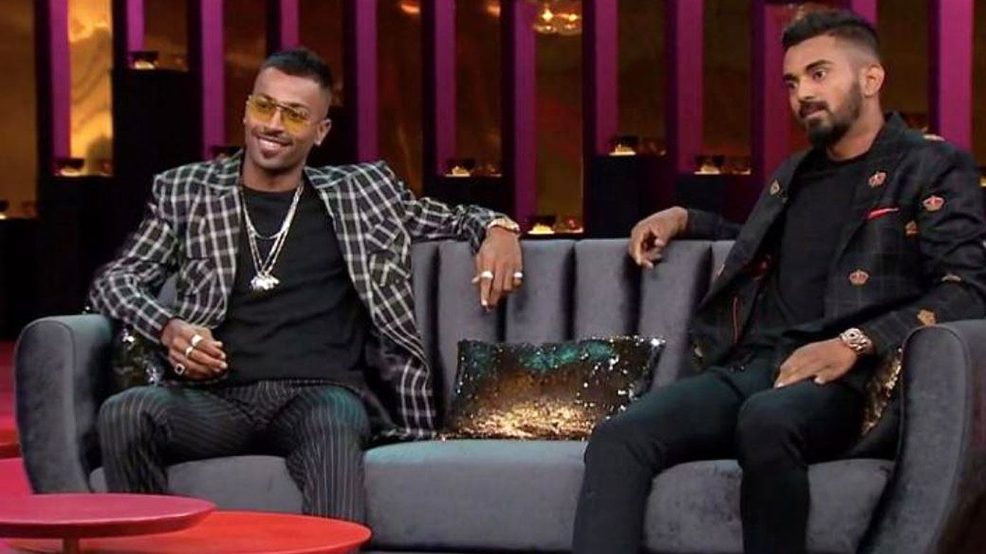 Pandya and Rahul on Koffee with Karan