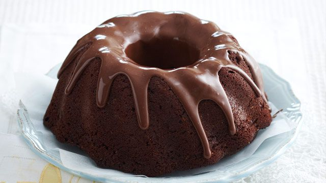 Banana chocolate cake