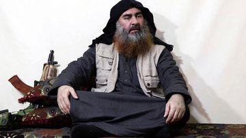 Islamic State Abu Bakr al-Baghdadi