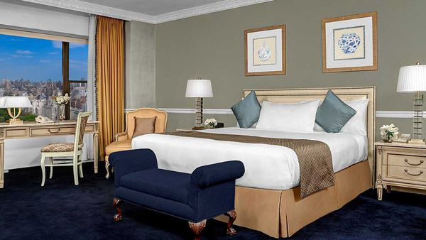 2. Park Lane Hotel, New York